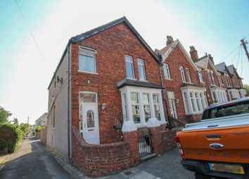 Thumbnail 4 bedroom end terrace house for sale in Charles Place, Barry