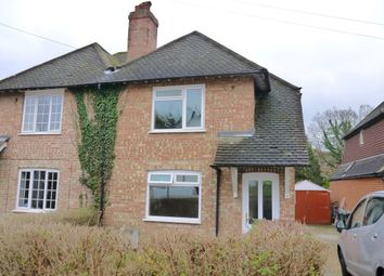 Thumbnail 3 bed detached house to rent in Downing Avenue, Guildford