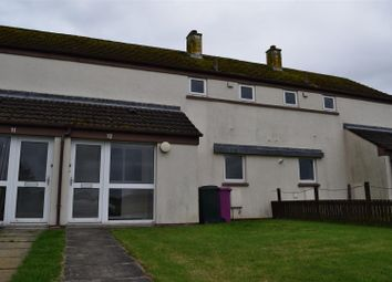 Thumbnail 2 bed terraced house for sale in North Road, Kinloss, Forres