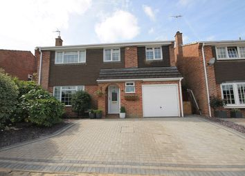 Thumbnail 5 bed detached house for sale in New Road, Newbury