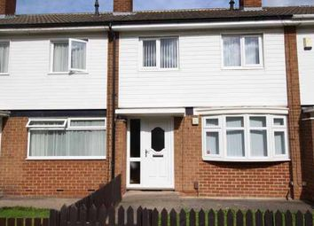 Thumbnail 3 bedroom terraced house for sale in Ainsdale Way, Middlesbrough, Cleveland