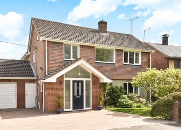 Thumbnail 5 bed detached house for sale in Godwin Close, Winchester