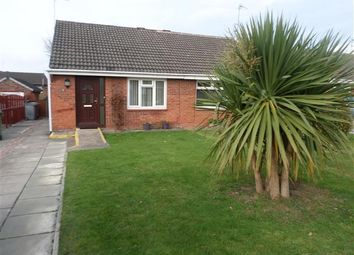 Thumbnail 2 bed bungalow to rent in Stroud Close, Greasby, Wirral