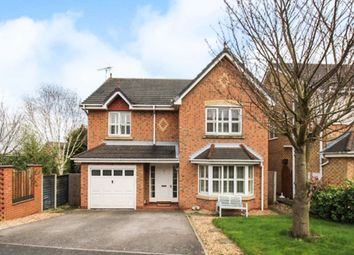 Thumbnail 4 bed detached house to rent in Trafalgar Close, Davenham, Northwich