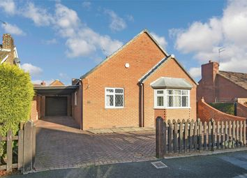 Thumbnail 3 bed detached bungalow for sale in Askham Grove, Acomb, York