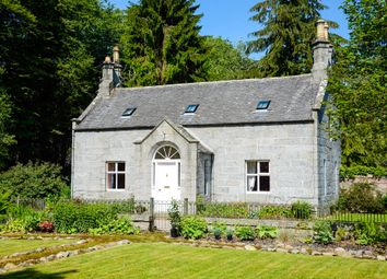 Thumbnail 3 bedroom cottage for sale in Cluny, Inverurie