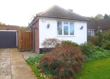 Thumbnail 2 bedroom bungalow to rent in Croham Valley Road, Selsdon, South Croydon