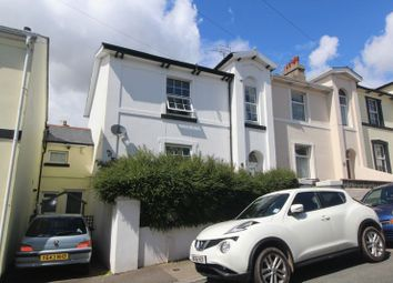 Thumbnail 3 bed end terrace house for sale in Church Street, Torquay