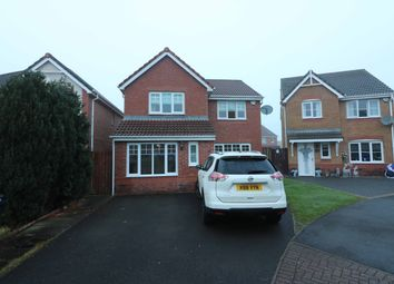 Thumbnail 4 bed detached house for sale in Dalziel Grove, Cambuslang