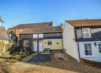 Thumbnail 2 bedroom terraced house for sale in French Horn Court, Ware, Hertfordshire