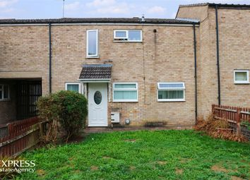 Thumbnail 4 bed terraced house for sale in Kensington Walk, Corby, Northamptonshire
