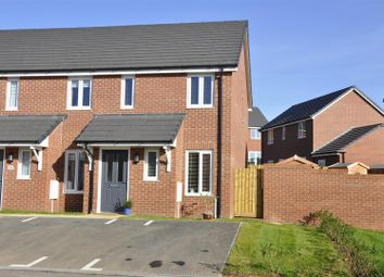 Thumbnail 2 bedroom end terrace house for sale in Ashcroft Road, Exeter