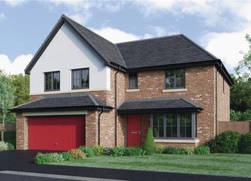 "Thumbnail 5 bedroom detached house for sale in ""The Jura Alternative"" at Roundhill Road, Hurworth, Darlington"