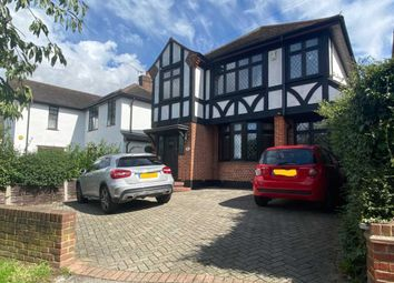 Thumbnail 4 bed detached house for sale in Honeypot Lane, Brentwood