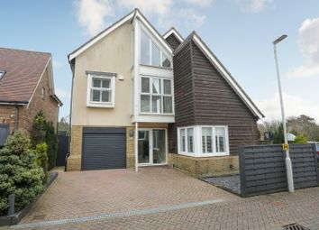 Thumbnail 4 bed detached house for sale in Redwing Close, Hawkinge, Folkestone