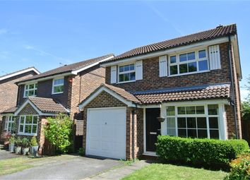 Thumbnail 3 bed property to rent in Cabbell Place, Addlestone, Surrey