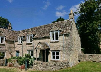 Thumbnail 2 bed cottage to rent in Rodmarton, Cirencester