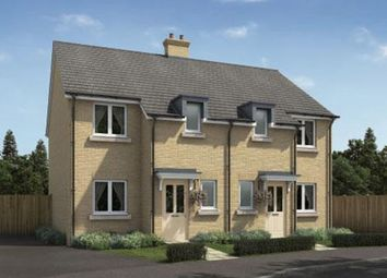 Thumbnail 3 bed semi-detached house for sale in Aylesbury, Buckinghamshire