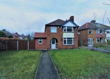 Thumbnail 3 bed detached house for sale in Leeming Lane North, Mansfield Woodhouse, Mansfield
