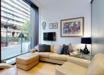 Thumbnail 2 bed flat to rent in Wood Street, Moorgate, London