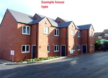 Thumbnail 2 bedroom semi-detached house for sale in Plot 5, Peach Street, Heanor