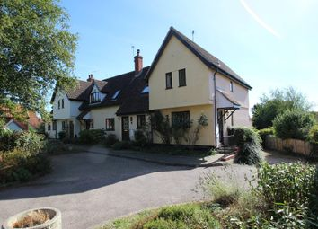 Thumbnail 2 bedroom end terrace house for sale in Nayland, Colchester, Suffolk