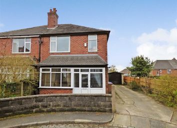 Thumbnail 3 bedroom semi-detached house for sale in Haliford Avenue, Sneyd Green, Stoke-On-Trent