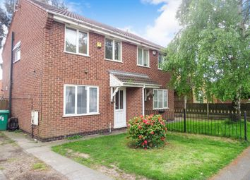 Thumbnail 3 bed semi-detached house for sale in Script Drive, Nottingham