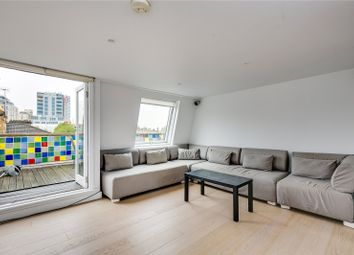 Thumbnail 3 bed flat for sale in Kilmarsh Road, London