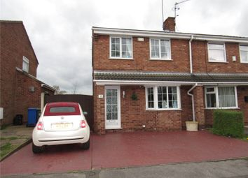 Thumbnail 3 bed semi-detached house for sale in Sandringham Drive, Mansfield Woodhouse, Nottinghamshire