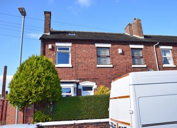 Thumbnail 2 bed end terrace house for sale in Clifton Street, Fenton, Stoke-On-Trent