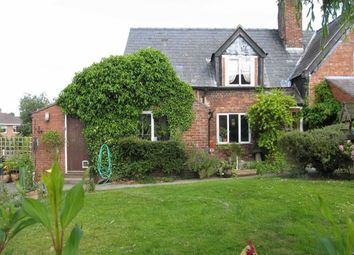 Thumbnail 2 bed cottage to rent in The Cop, Yockleton, Shrewsbury