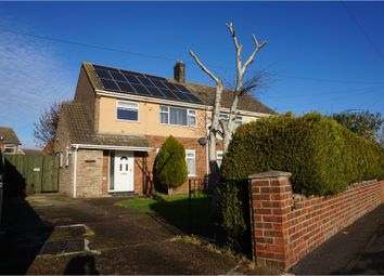 Thumbnail 3 bed semi-detached house for sale in Pilgrim Avenue, Immingham