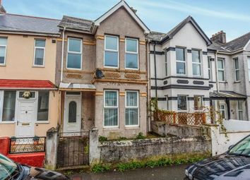Thumbnail 3 bed terraced house for sale in Torpoint, Cornwall, England