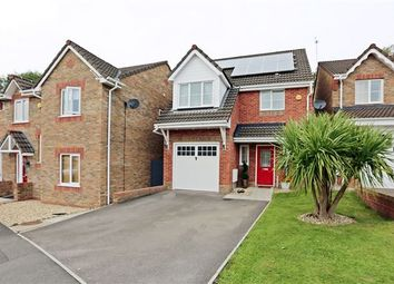 Thumbnail 3 bed detached house for sale in Cwrt Coed Y Brenin, Church Village, Pontypridd