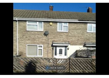 Thumbnail 3 bed terraced house to rent in New Park Estate, Doncaster