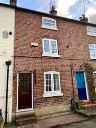 Thumbnail 2 bed terraced house to rent in Bath Vale, Congleton