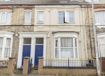 5 bed terraced house for sale in Grafton Street, Hull HU5