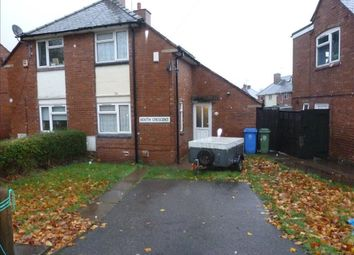 Thumbnail 2 bed semi-detached house for sale in Booth Crescent, Mansfield