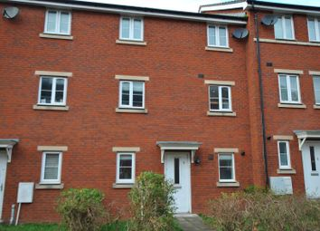 Thumbnail 3 bed town house to rent in Isabella Road, Whitchurch, Bristol