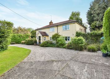 Thumbnail 5 bed detached house for sale in Mill Street, Bradenham, Thetford