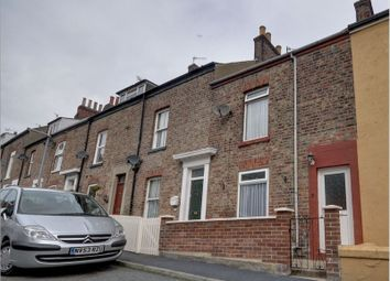 Thumbnail 3 bed terraced house for sale in Raglan Terrace, Whitby