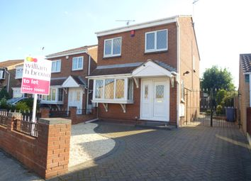 Thumbnail 3 bed property to rent in Holding, Worksop