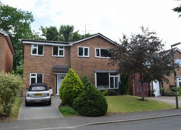 Thumbnail 4 bed detached house for sale in Glynswood, Camberley, Surrey