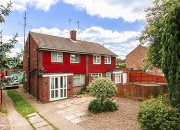 Thumbnail 3 bed semi-detached house for sale in Shenley Road, Bletchley, Milton Keynes, Buckinghamshire