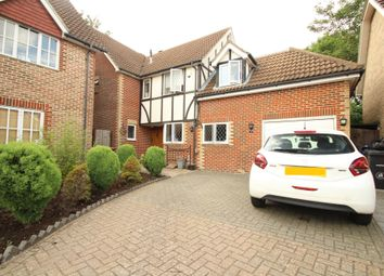 Thumbnail 5 bed detached house for sale in Winnipeg Drive, Orpington