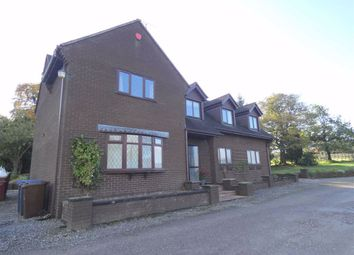 Thumbnail 3 bed detached house for sale in Tickhill Lane, Dilhorne, Stoke-On-Trent