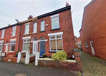 Thumbnail 3 bed end terrace house for sale in Osborne Road, Cale Green, Stockport