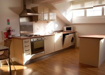 Thumbnail 1 bed flat to rent in Studio 3, 52 Bankfield Road, Huddersfield
