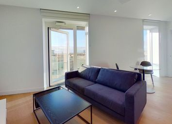 Thumbnail 1 bed flat to rent in Lincoln Apartments, Fountain Park Way, Hammersmith And Fulham